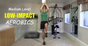 Best Low-Impact Aerobics Exercise Video Medium Level for Safe Home Use